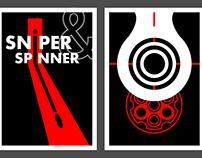 Spinner adv.seria №4