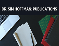 Dr. Sim Hoffman: Publications