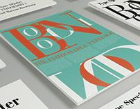 Bodoni: The Fashionable Typeface