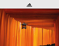 D&AD NEW BLOOD | Adidas. Suicide Run.