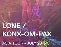 Lone + Konx-om-Pax - Asia Tour 2015