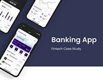 Banking App - Fintech Case Study