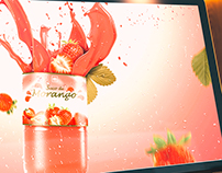 Banners - Sucos de Frutas