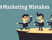 Biggest B2B Marketing Mistakes to Avoid -Tony Semadeni