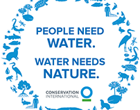 World Water Week Sticker