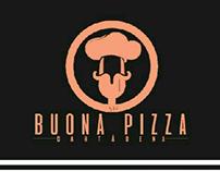 Bouna pizza menú