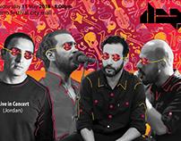 Jadal concert posters
