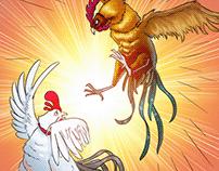 Charlie Pele comic II - Shujaaz