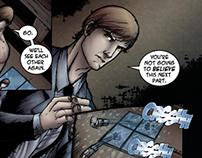 Secret Agent 49 Lettering