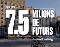 Palau Robert / 7.5 million Catalan