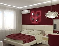 Спальня. ( bedroom )