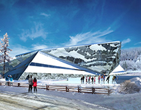 Entertainment and Sports Arena in Zakopane