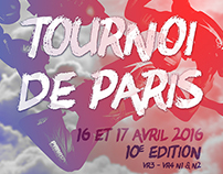 Tournoi de Paris 2016 | Skydive Maubeuge