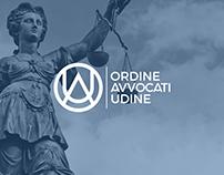 Ordine Avvocati Udine   Logo & Corporate Identity