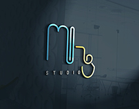Mhg studio(logo re-branding)