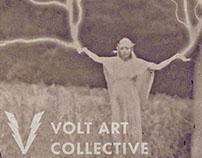 Volt Art Collective | Logo Design