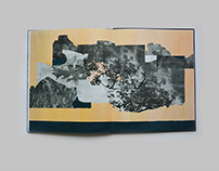 Intimate / Collages and graphics / Book design