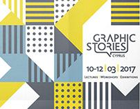 Graphic Stories Cyprus 3 | 2017