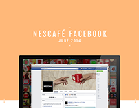Nescafé - Global Facebook Content June 2014
