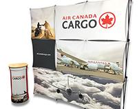 Booth - Air Canada Cargo