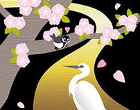 Adobe Illustrator (Kimiko Umekawa)