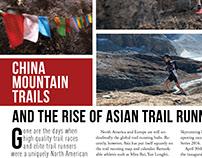 China Mountain Trails - Trail Runner Magazine