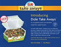 Dole - Lead Generation Pages