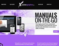 Cybergraphix Redesign