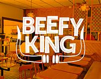 Beefy King / rebrand
