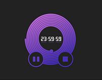 #DailyUI #014 Countdown Timer