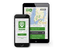 Roamr Travel App