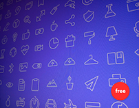 Essential free icons