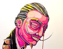 Salvador Dalí, 1904 - 1989