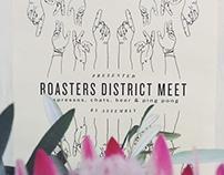 Roasters District Meet