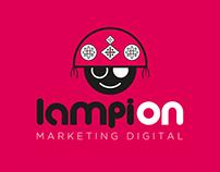 Identidade Visual Lampion