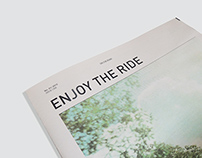 Enjoy The Ride – Fanzine