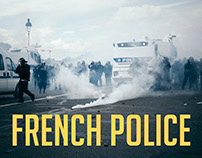 French police - 14 JUIN 2016