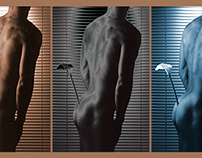 Baltazar Nude Studies