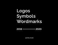 Logofolio 2018 — 2020