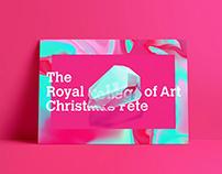 RCA Chirstmas Fete Branding