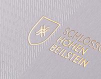 Schlossgut Hohenbeilstein | Corporate Identity