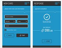 Smart Card VISA