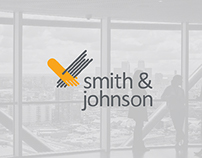 Smith & Johnson Bank - Corporate Identity