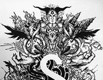Letter S - Illustration