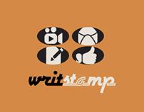 Preliminary WritStamp Logo