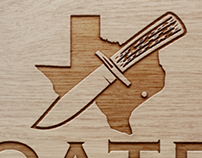 Coates Knives- Logo