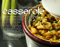 Casserole Dishes | Food Photography
