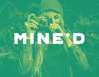 MINE'D Social Media Design