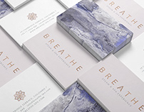 Breathe Day Spa Branding