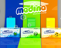 Medina Product Packaging